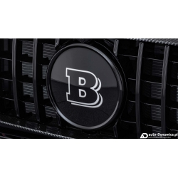 Emblemat Centralny Brabus Atrapy Chłodnicy Mercedes-Benz G500 G63 [W463A] - Brabus
