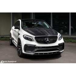 Kompletny Body Kit Mercedes-Benz GLE Coupe INFERNO [292] - TOPCAR [Tuning Stylistyczny | Wide Body Kit | Pakiet Aero]